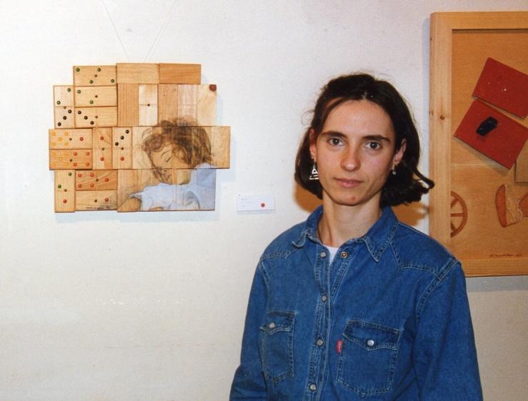 Carlota i quadre Aina