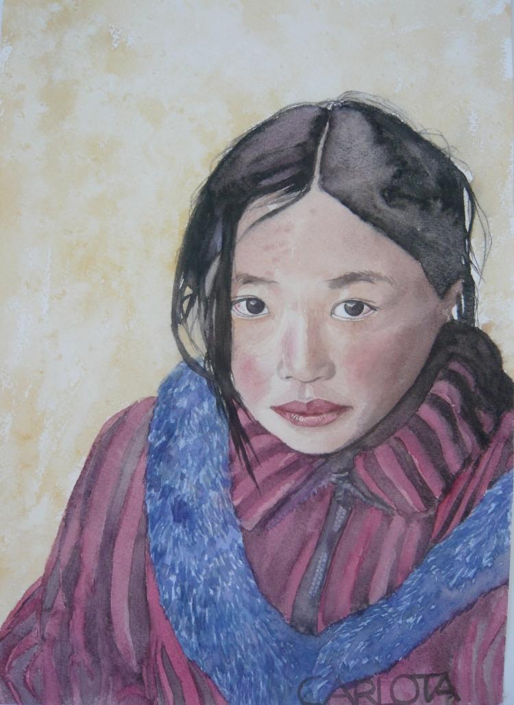 Noia de Shigatse, Tibet