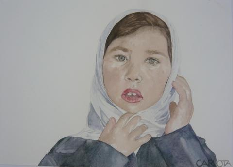 Nena Hazara (Afganistán)