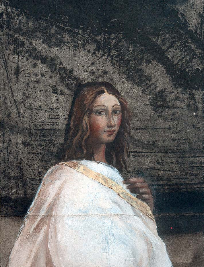 fragment de Raffaello (col. Josep i Salut)