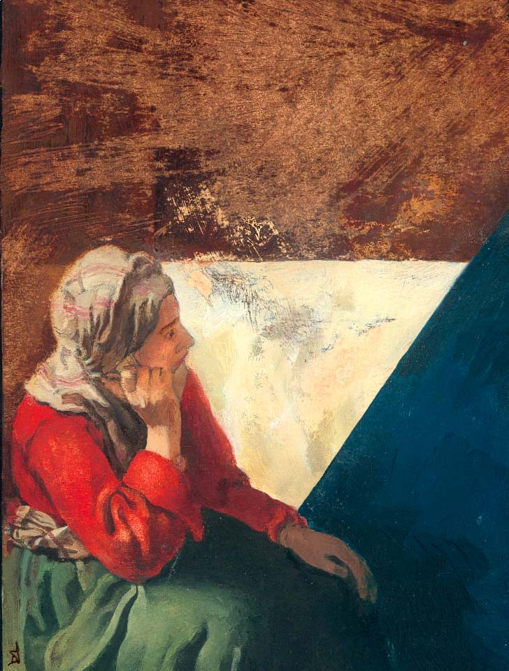 Maria de Vermeer (col. Joan i Cecília)